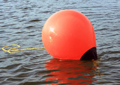 Main thumb boat buoy