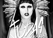 Main thumb lady gaga judas single cover