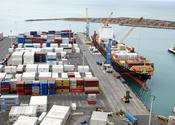 Main thumb port napier new zealand shipping containers major export import hub zealands east coast waiting to be loaded board 107797941